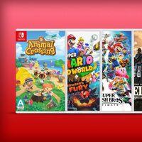 Nintendo Switch con descuento previo al Hot Sale: 'Animal Crossing', 'Super Smash Bros.' y 'Mario Kart 8' de oferta por 999 pesos