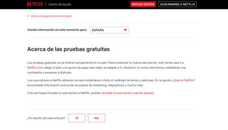 Netflix Centro De Ayuda