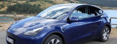 Probamos el Tesla Model Y: así es como este SUV 100% eléctrico atiborrado de tecnología consigue enamorar a los fans de los deportivos