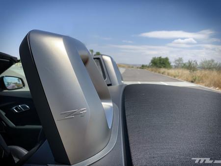 BMW Z4 M40i arcos traseros