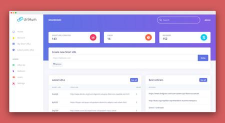 UrlHum: un acortador de enlaces Open Source, con analíticas y que apuesta por la privacidad