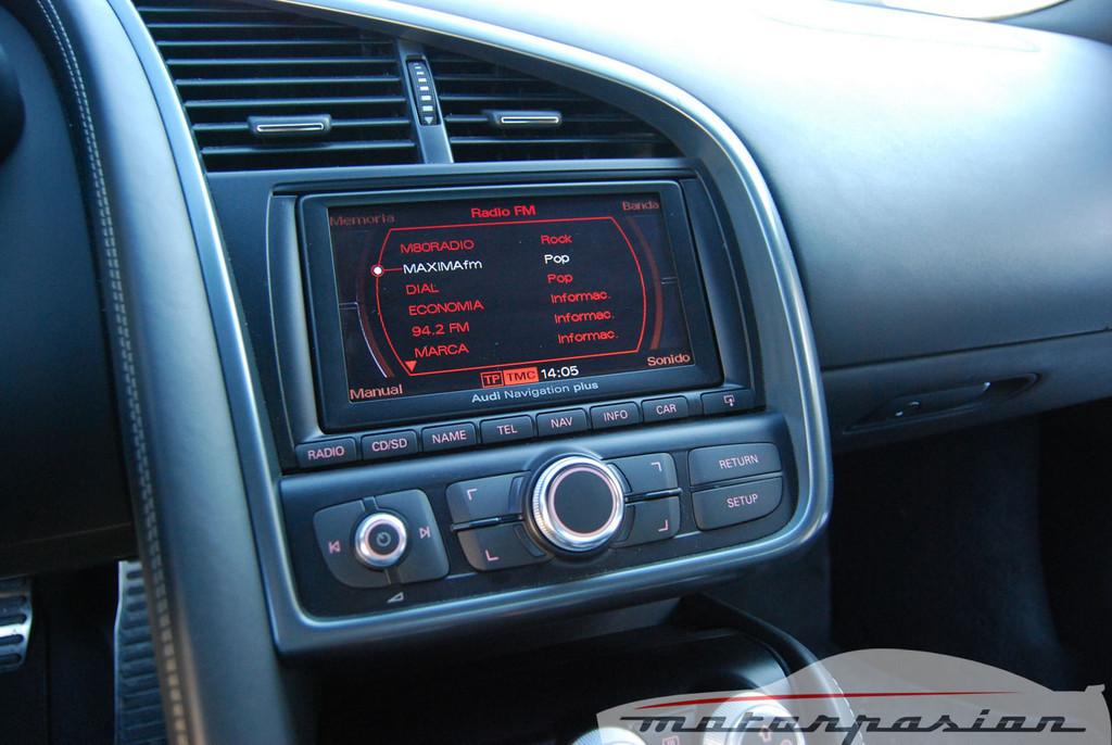 Foto de Audi R8 4.2 FSI R tronic (prueba) (29/50)