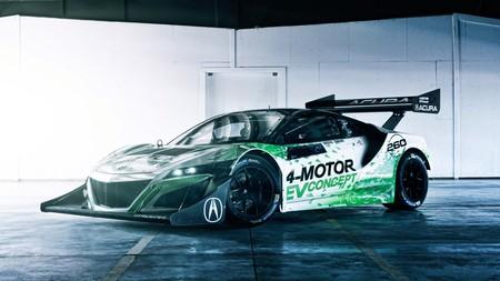 Honda Nsx Ev Concept 3