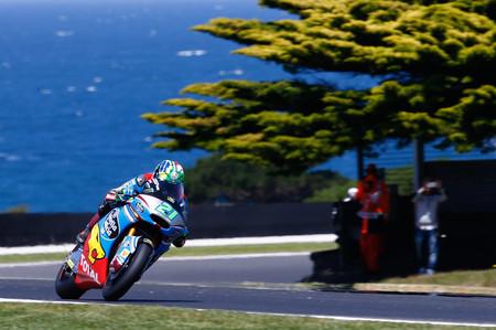 Franco Morbidelli Moto2 Motogp Australia 2017