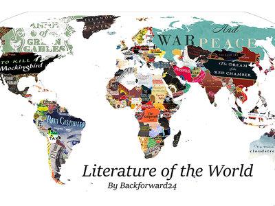 Un país, un libro: las obras de literatura más icónicas de cada nación del mundo, a vista de mapa