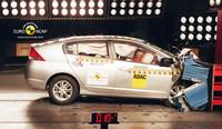 Los híbridos logran 5 estrellas EuroNCAP