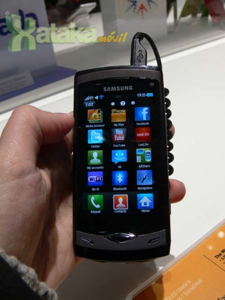 Samsung Wave, lo probamos