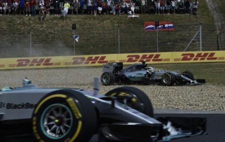 Mercedes Gp Hungria F1 2015