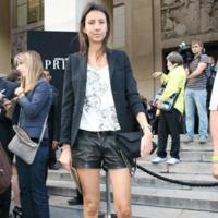 La moda en la calle: streetstyle en la Alta Costura de Paris