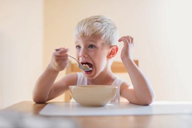 Vivir sin gluten: la celiaquía y los niños