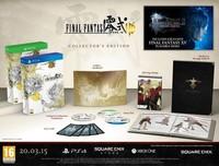 Square Enix venderá a precio de oro la edición coleccionista de Final Fantasy Type-0 HD