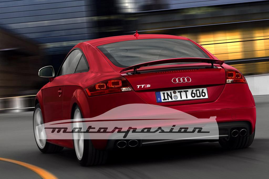Foto de Audi TTS (37/40)