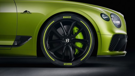 Bentley Continental Gt Pikes Peak Mulliner 2020 007