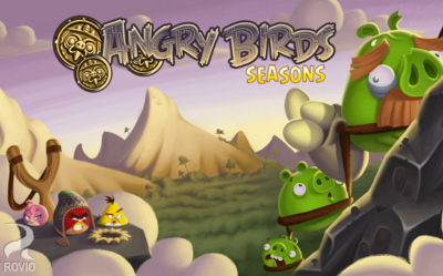Angry Birds Seasons se actualiza con misiones en Sur HAMerica