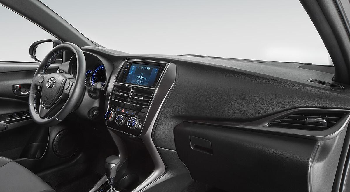 Foto de Toyota Yaris 2021 (16/21)
