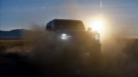Confirmado: el nuevo Ford Bronco tendrá tres carrocerías diferentes, y se desvelarán el 13 de julio