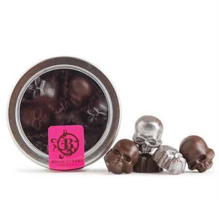 Calaveras de chocolate
