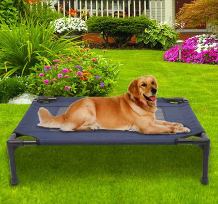 Cama para mascotas rebajada en Ebay por sólo 19,99 euros y los gastos de envío gratis