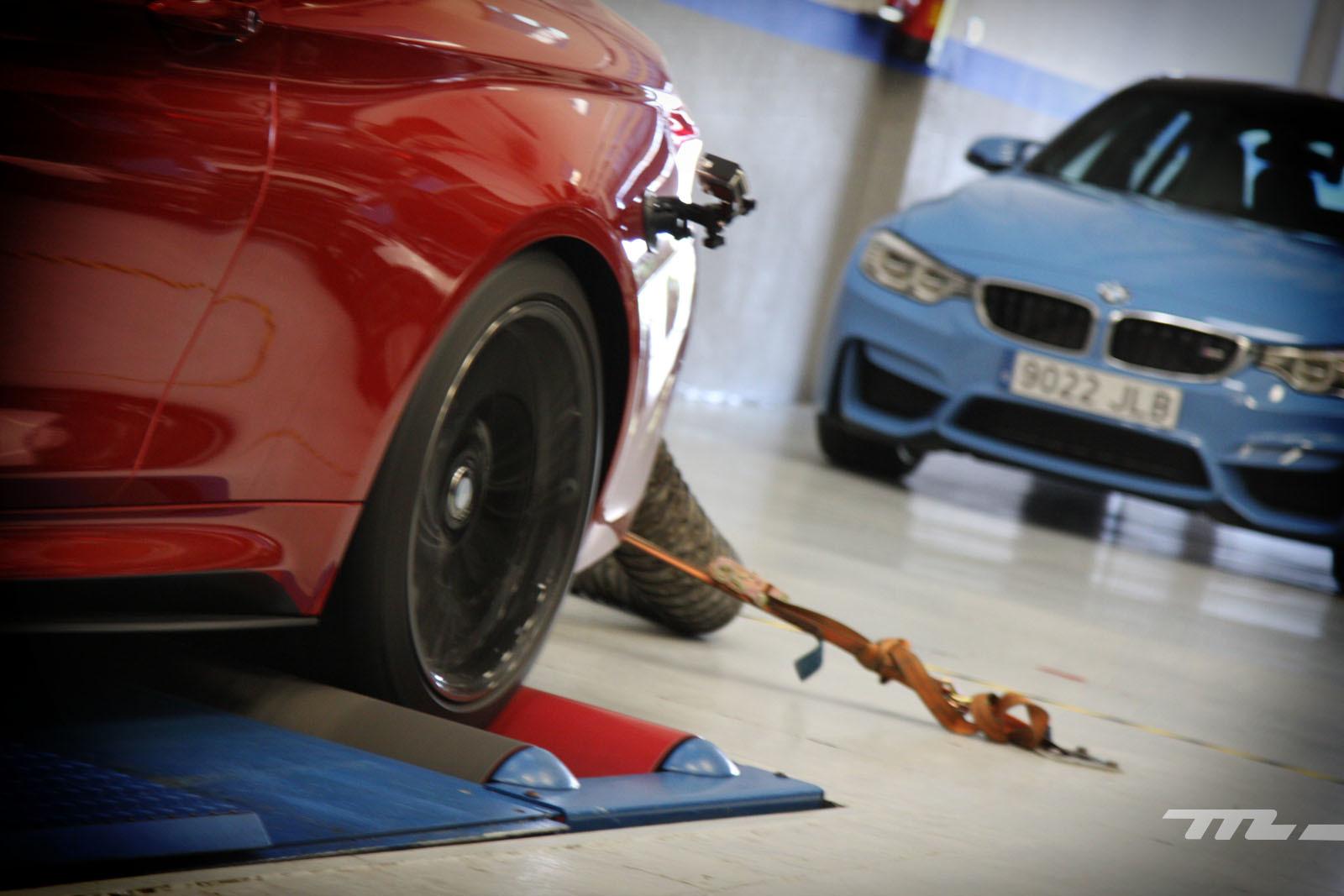 Foto de BMW M4 Performance (prueba en banco de potencia) (30/40)