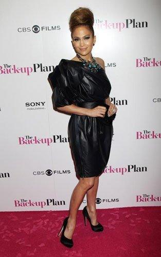 El look de Jennifer Lopez en Londres