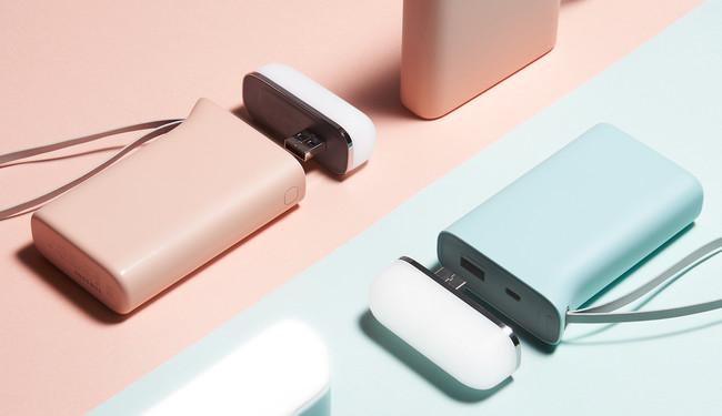 Samsung Living Series linterna