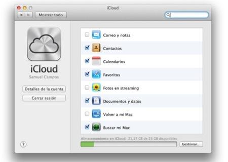 Tres aplicaciones para sacar todo el provecho a iCloud desde OS X