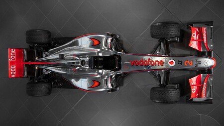 Lewis Hamilton S Mclaren Mp4 25A