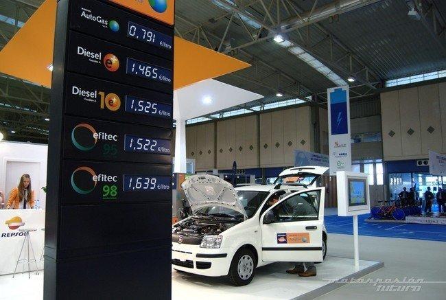 Salón del vehículo y combustible alternativo de Valladolid