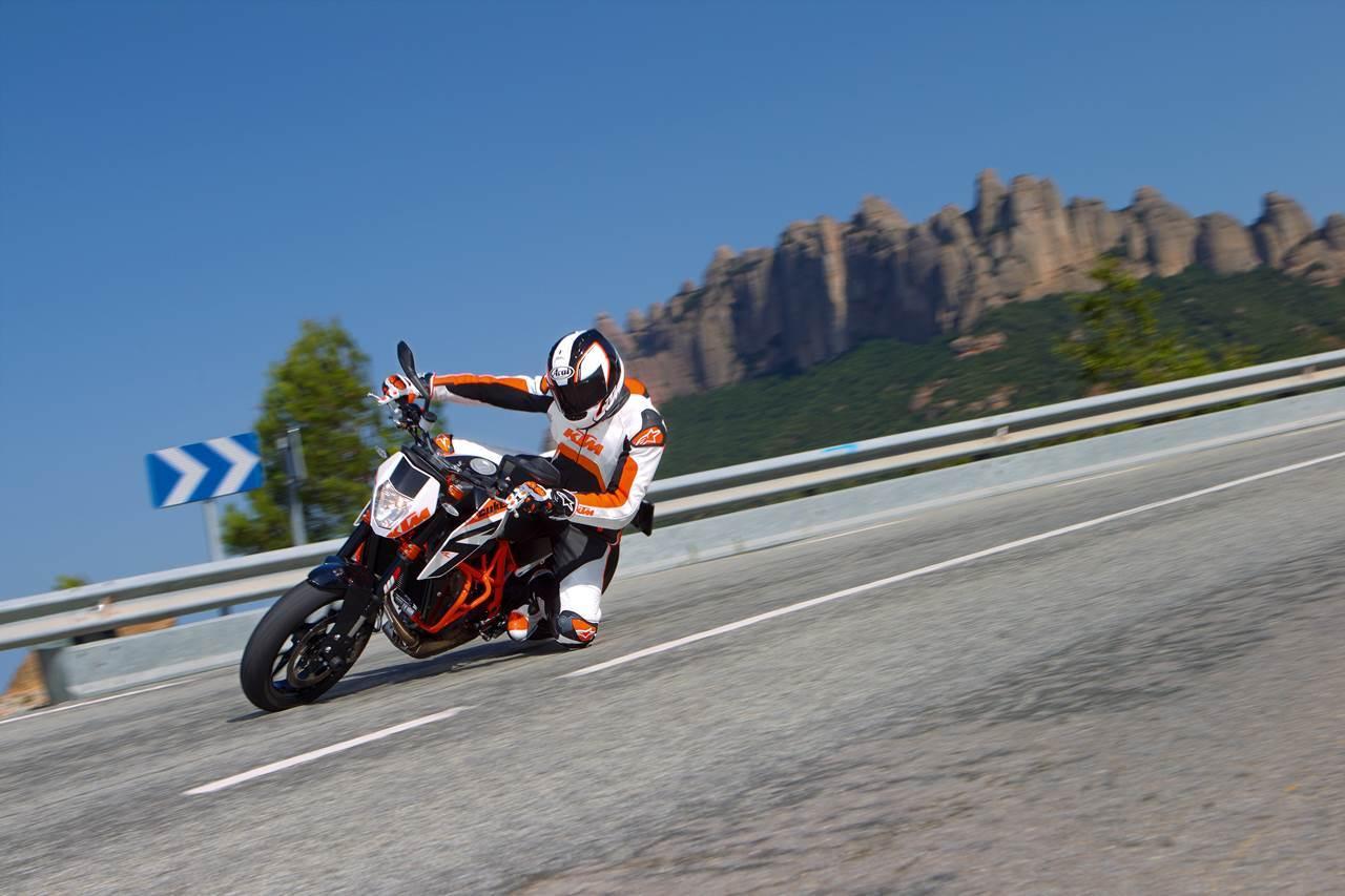 Salón de Milán 2012: KTM 690 Duke R, aun más erre