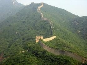 Visita la Gran Muralla China a lo Salvaje