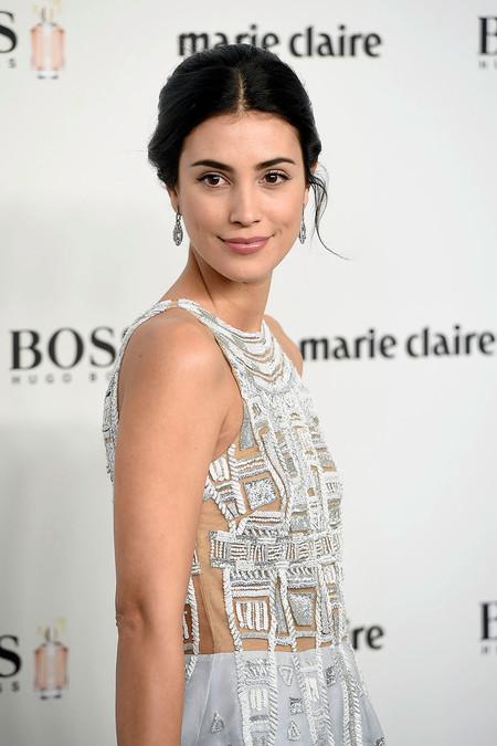 El look de novia de Alessandra de Osma (con Christian de Hannover) lo firma Chanel y es prestado