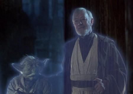 ¡Yoda y Obi-Wan también aparecen en 'Star Wars: El despertar de la fuerza'!