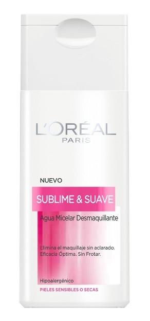 L'Oréal anima el mercado de las aguas micelares con su nueva Agua Micelar Desmaquillante