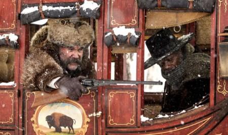 'The Hateful Eight', tráiler del nuevo western de Tarantino (y carteles del reparto)
