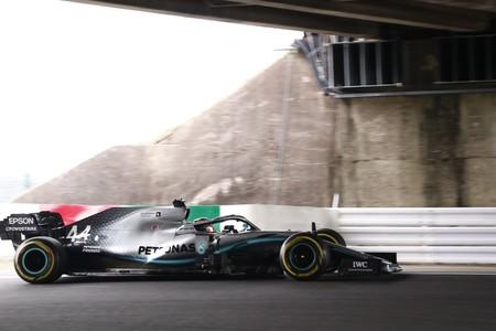 Hamilton Japon F1 2019