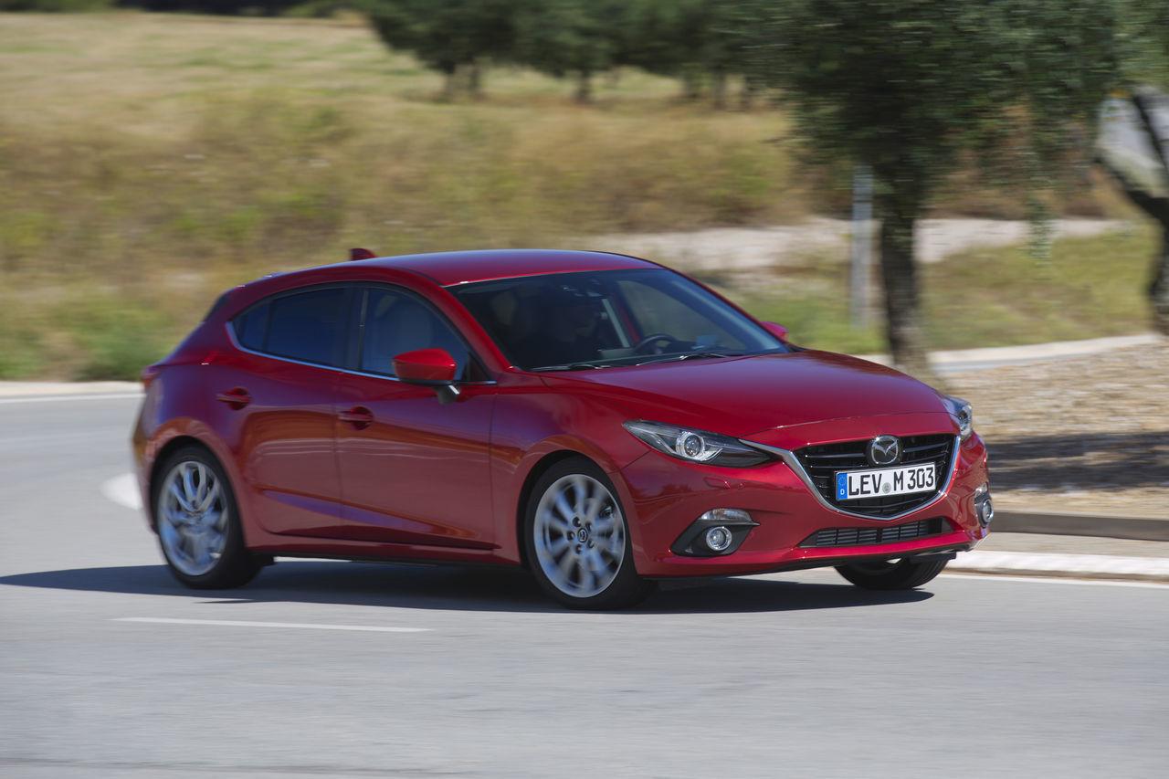 Foto de Mazda3 2013 (6/118)