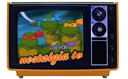 'Las Tortugas Ninja', Nostalgia TV