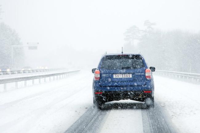 Subaru Forester 2013, HDC y VSC