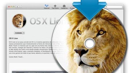 OS X Lion DVD Pendrive