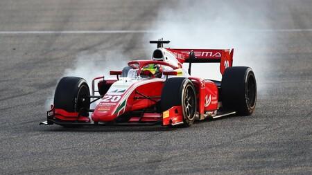 Schumacher Sakhir F2 2020 4