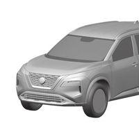 ¡Definitivo! Nissan patenta las formas del nuevo Nissan X-Trail, un SUV híbrido en serie previsto para 2021