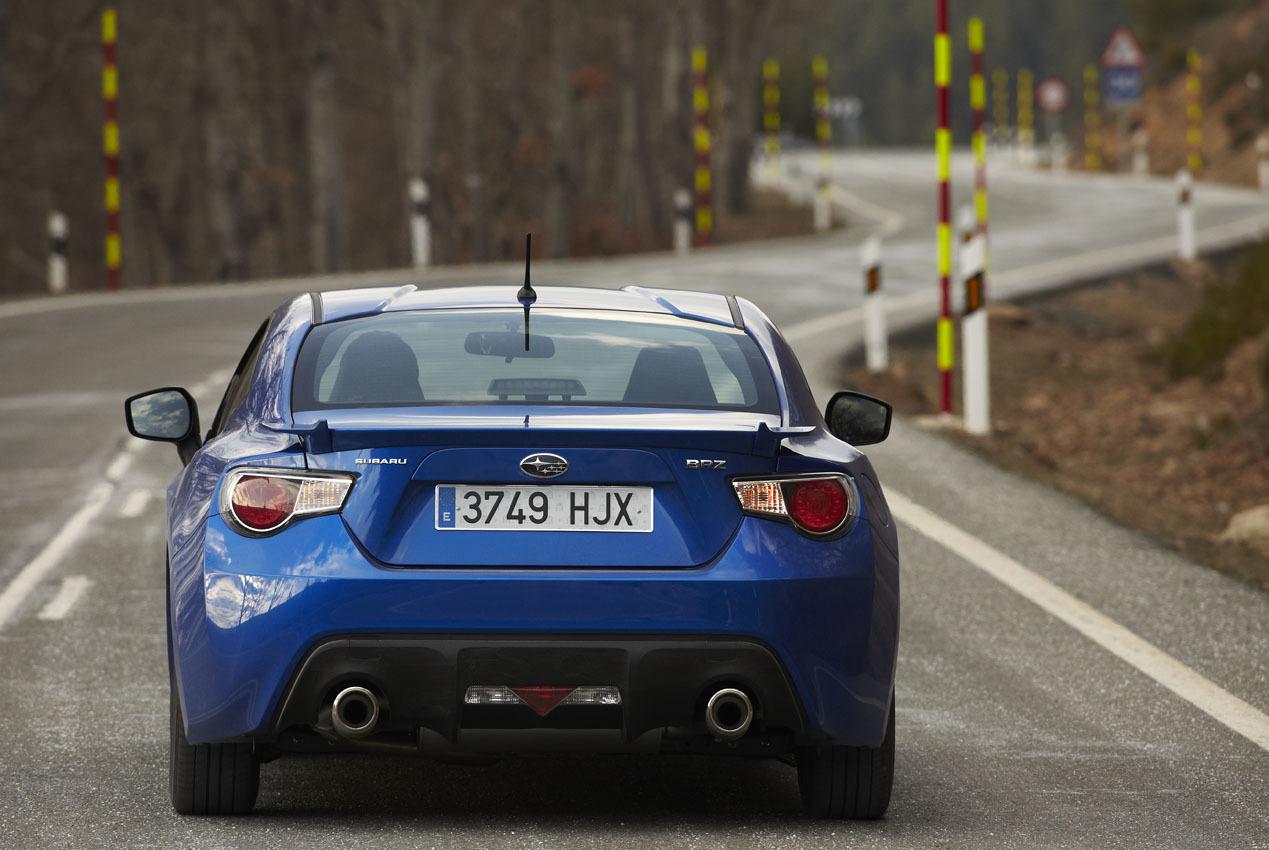 Foto de Subaru BRZ (presentacion-galeria oficial) (12/43)