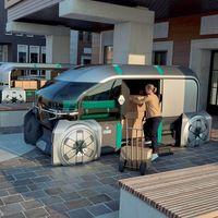 El Renault EZ-PRO es la solución autónoma, eléctrica e inteligente para los repartos de último kilómetro