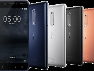 La nueva Nokia ya está aquí, este es el precio y fecha de disponibilidad oficial de los Nokia 3, 5 y 6 en México