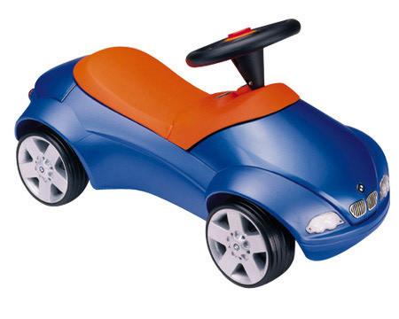 Baby Racer II, su primer BMW