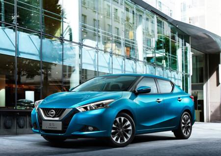 Nissan Lannia, enfocado en el mundo joven