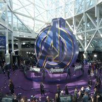 La premiere de 'Avengers: Endgame' se llevó a cabo en una sala de 2.000 asientos y pantalla de casi 22 metros creada desde cero