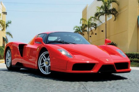 Ferrari Enzo Juan Pablo Ii 2