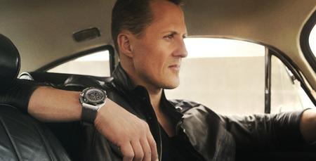 Audemars Piguet lanza el reloj Royal Oak Offshore tributo a Michael Schumacher