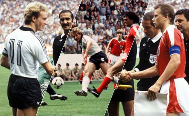 """""""Que se besen"""": el romance amañado entre Alemania y Austria en el Mundial de España 1982"""